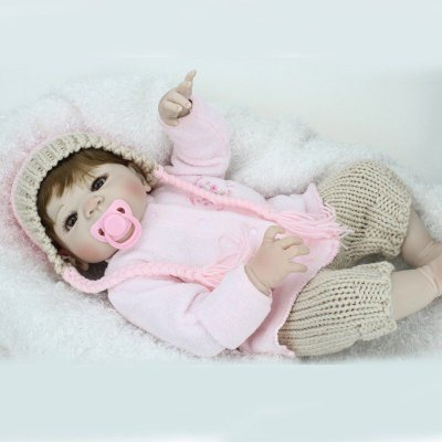 Boneca e Bebe Reborn Belinha Oferta Especial