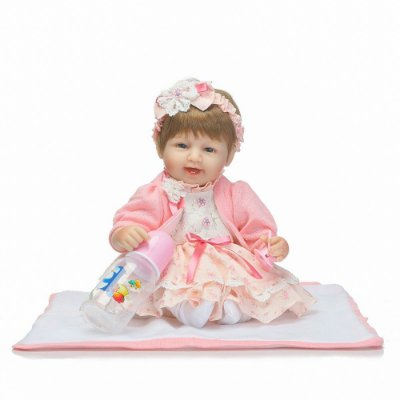 Boneca Bebe Reborn Babi