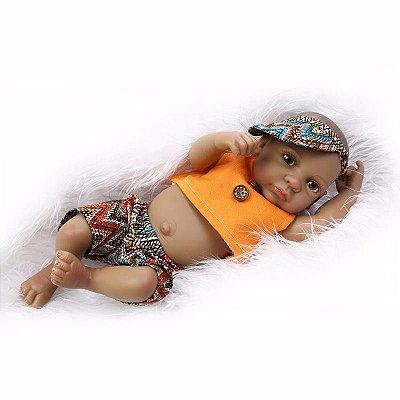 Mini Bebe Reborn Samuquinha Promoção