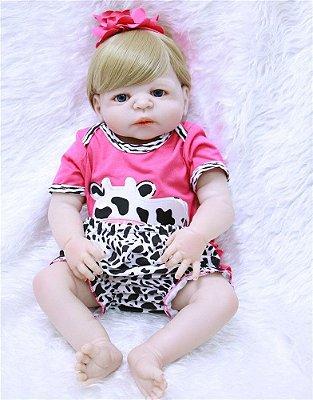 Bebe Reborn Luana Oferta Especial