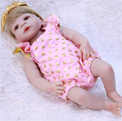 Bebe Reborn Em Silicone Lorena