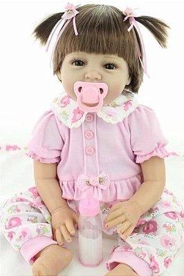 Bebe Reborn Lola Pronta Entrega