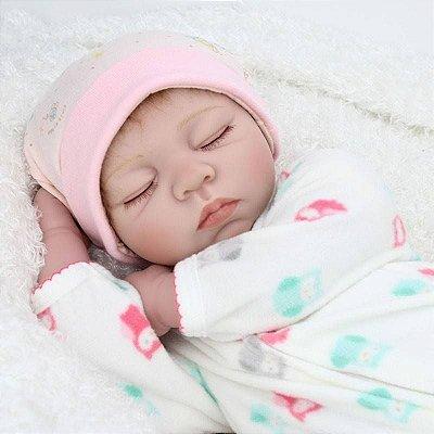 Boneca Bebe Reborn R02
