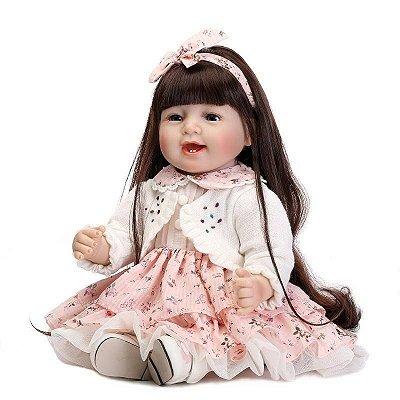 Boneca Bebe Reborn R04