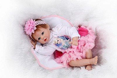 Boneca Bebe Reborn R15