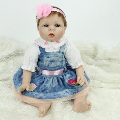 Boneca Bebe Reborn Charlotte