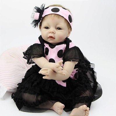Boneca Reborn LUISA Oferta Especial