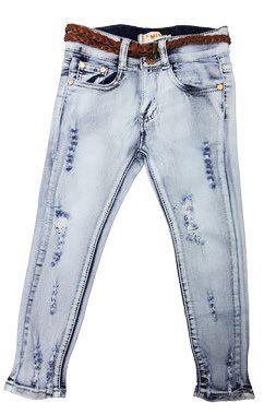 Calça Jeans Feminina Desfiada Mily