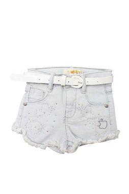 Shorts Jeans Feminino Mily