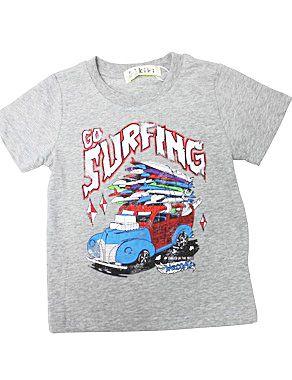 Camiseta Bebê Racing Kiki
