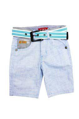 Bermuda Jeans Masculina Kiki