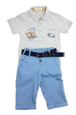 Conjunto Infantil Masculino kiki