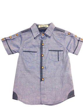 Camisa Masculina Kiki