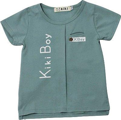 Camiseta masculina Kiki Bebê