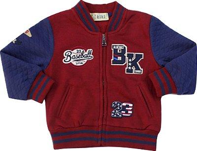Casaco Baseball Kiki