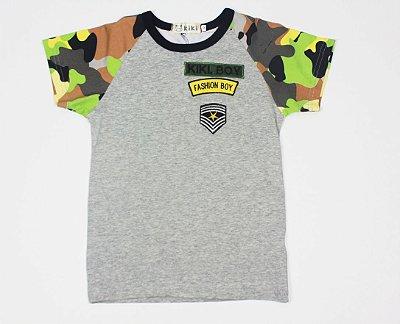 Camiseta Militar Kiki