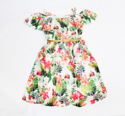 Vestido Florido Mily