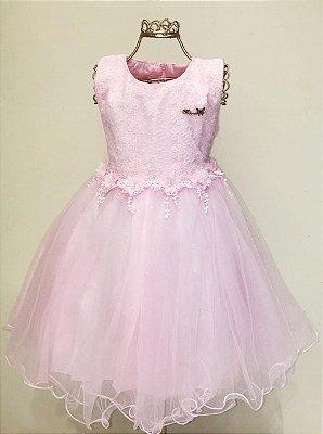 Vestido Festa Glitter