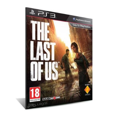THE LAST OF US - Mídia Digital - Playstation 3
