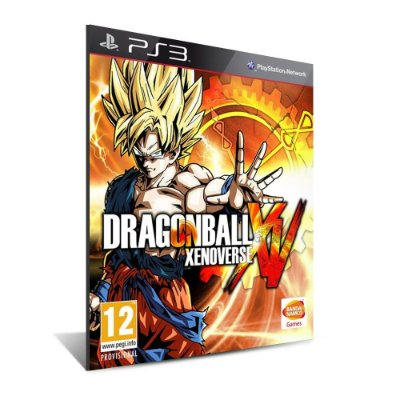 Dragon Ball Xenoverse - Mídia Digital - Playstation 3