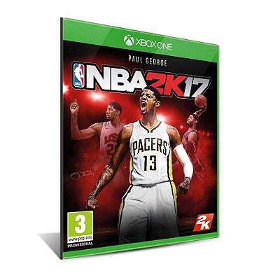 NBA 2K 17 - Mídia Digital- XBOX ONE