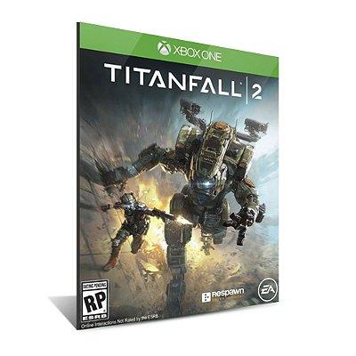 TITANFALL 2 - Mídia Digital - XBOX ONE