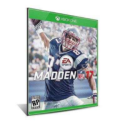 MADDEN NFL 2017 - Mídia Digital - XBOX ONE