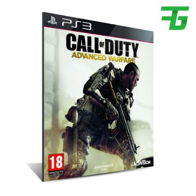 Call Of Duty Advanced Warfare - Mídia Digital - Playstation 3