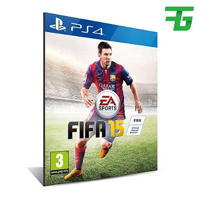 FIFA 15 (INGLÊS) PS4 - MÍDIA DIGITAL