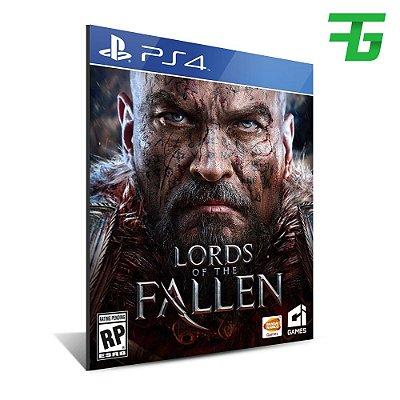 LORDS OF THE FALLEN PS4 - MÍDIA DIGITAL