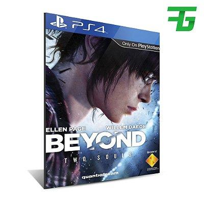 BEYOND: TWO SOULS PS4 - MÍDIA DIGITAL