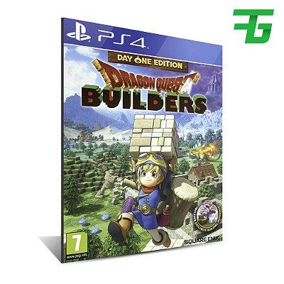 DRAGON QUEST BUILDERS DIGITAL DAY ONE EDITION PS4 - MÍDIA DIGITAL
