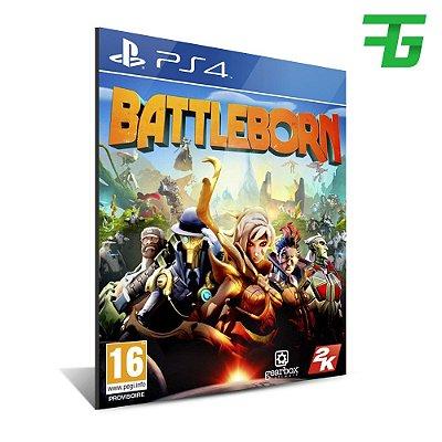 BATTLEBORN PS4 - MÍDIA DIGITAL