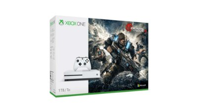 Console Xbox one s 1TB Bundle Gears of war 4
