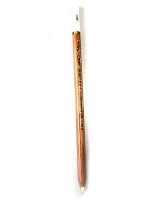 Lápis Pastel Branco Gioconda Koh I Noor Hardmuth White Chalk 8801