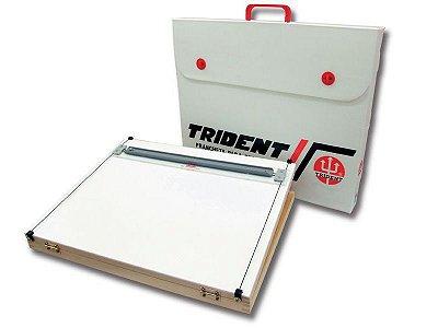Prancheta para Desenho Portátil Trident REF 5000A sem régua de apoio