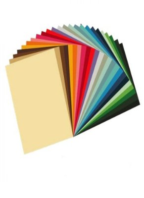 Papel Color Plus A4 - Unidade