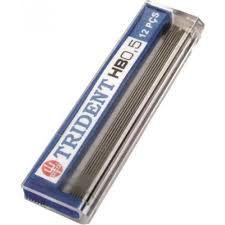 Mina de Grafite Trident 0,5mm HB