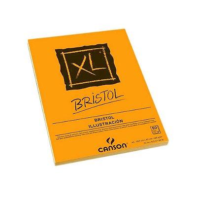 Bloco Canson XL Bristol com 20 Folhas