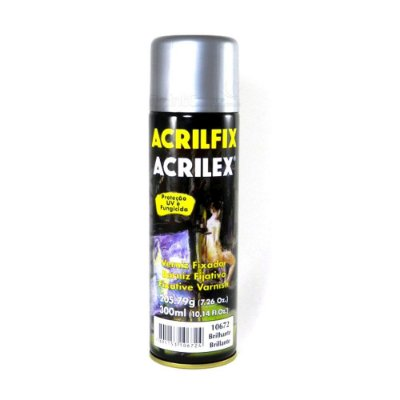 Spray Brilhante Acrilex