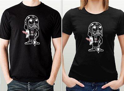 Camiseta Darth Vader + Perpétua - por @zhion