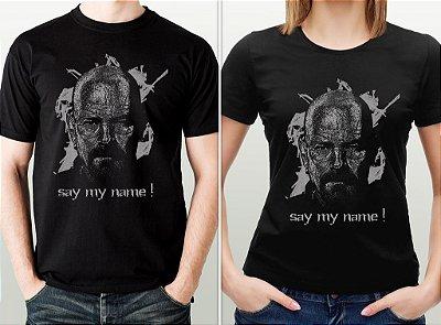 Camiseta Breaking Bad - por Artur Henrique