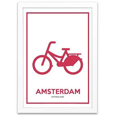 Pôster - Amsterdam