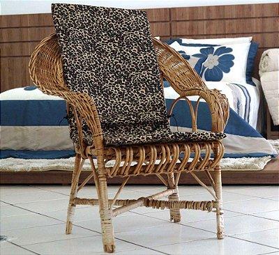 Assento para Cadeira de Área - Onça