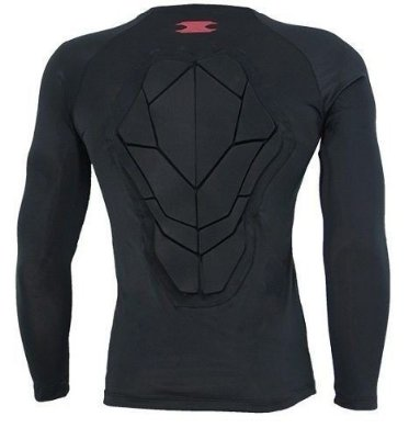 Blusa (segunda pele) protetor Texx Force Shield para coluna