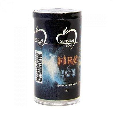 Bolinha Funcional Fire & Ice 02 Unidades - Sensual Love