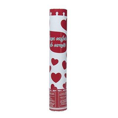 Lança Pétalas Coração 25cm - Sensual Love