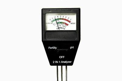 Doctor Plant - Análise de Fertilidade + pH do solo - DRP-01