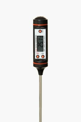 Termômetro digital para Solo - DRP-05