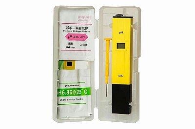 Medidor Digital de pH de Líquidos - DRP-07